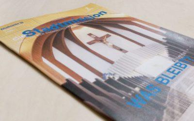 Neue Ausgabe »dieStadtmission« ist da!