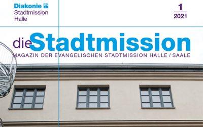 """Magazin: """"dieStadtmission"""" – Unterwegs"""